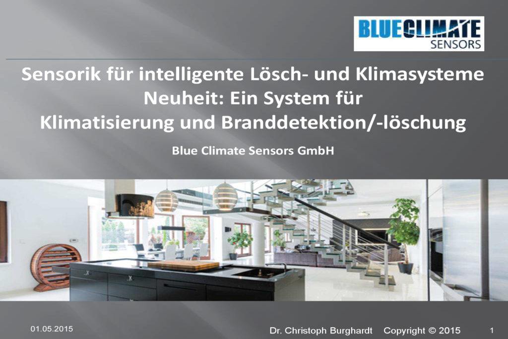 Sensorik für intelligente Lösch- und Klimasysteme-NWB IMMOBILIEN