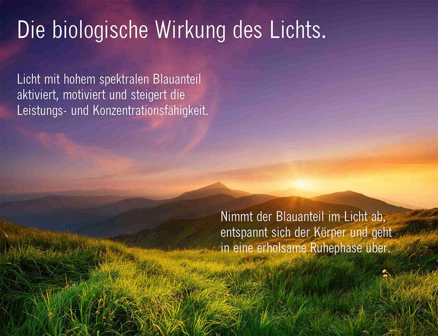 Licht im Alltag